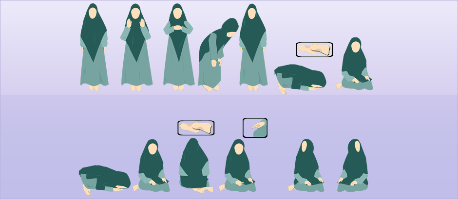 abend gebet islam