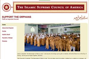 ISCA – support the orphans – unterstützt die Weisen
