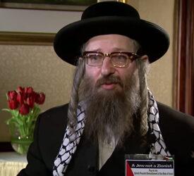 Wir sind Juden und keine Zionisten!