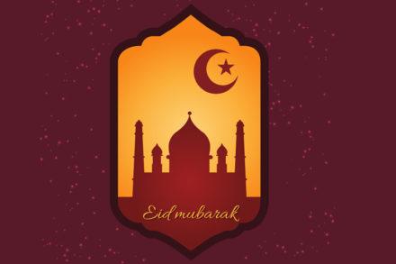 Wenn der Ramadan zu ende ist beten wir das 'ID-Gebet – hier der Ablauf